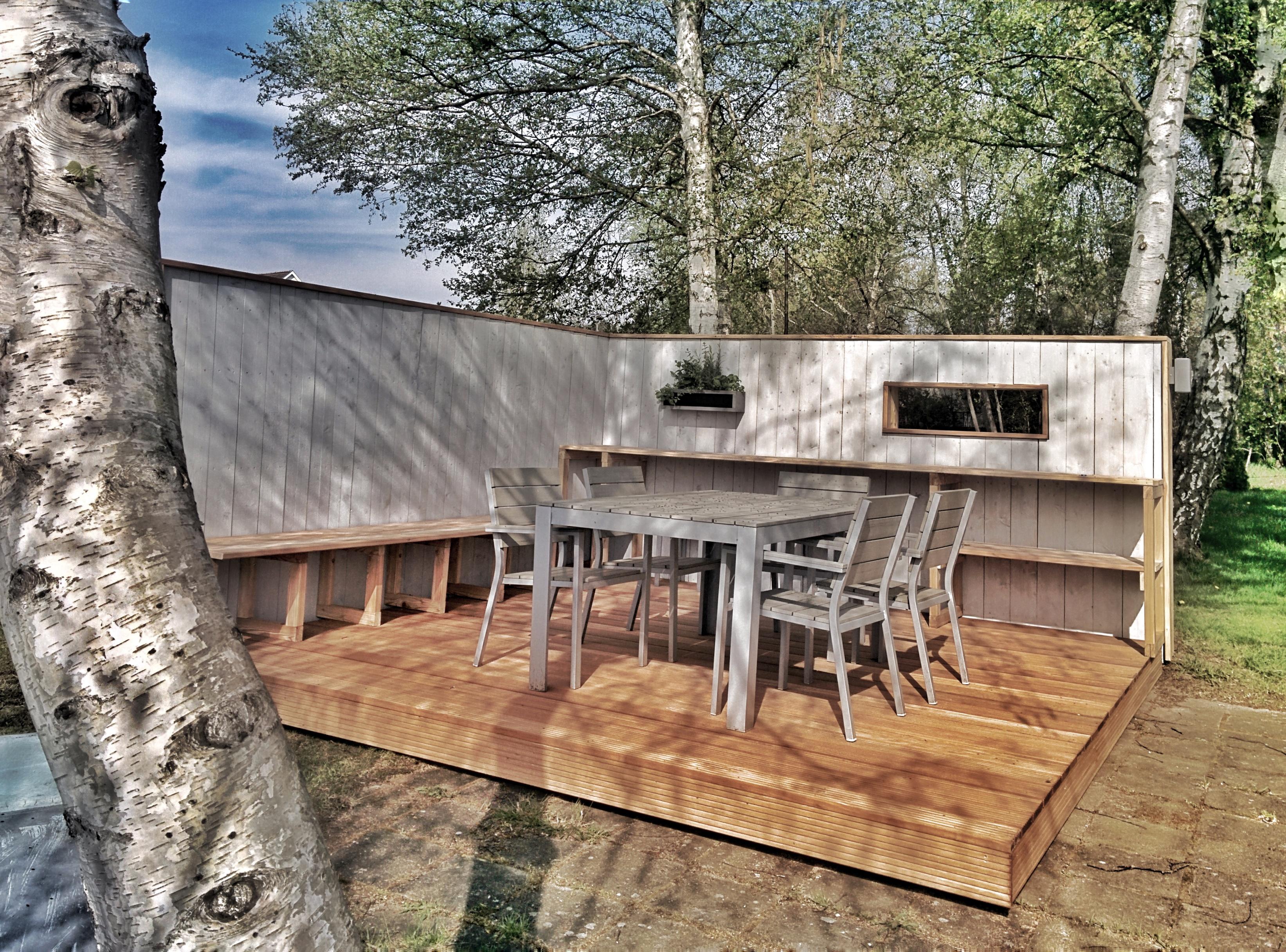 Aussenküche für einen schönen Familienurlaub an der Ostsee