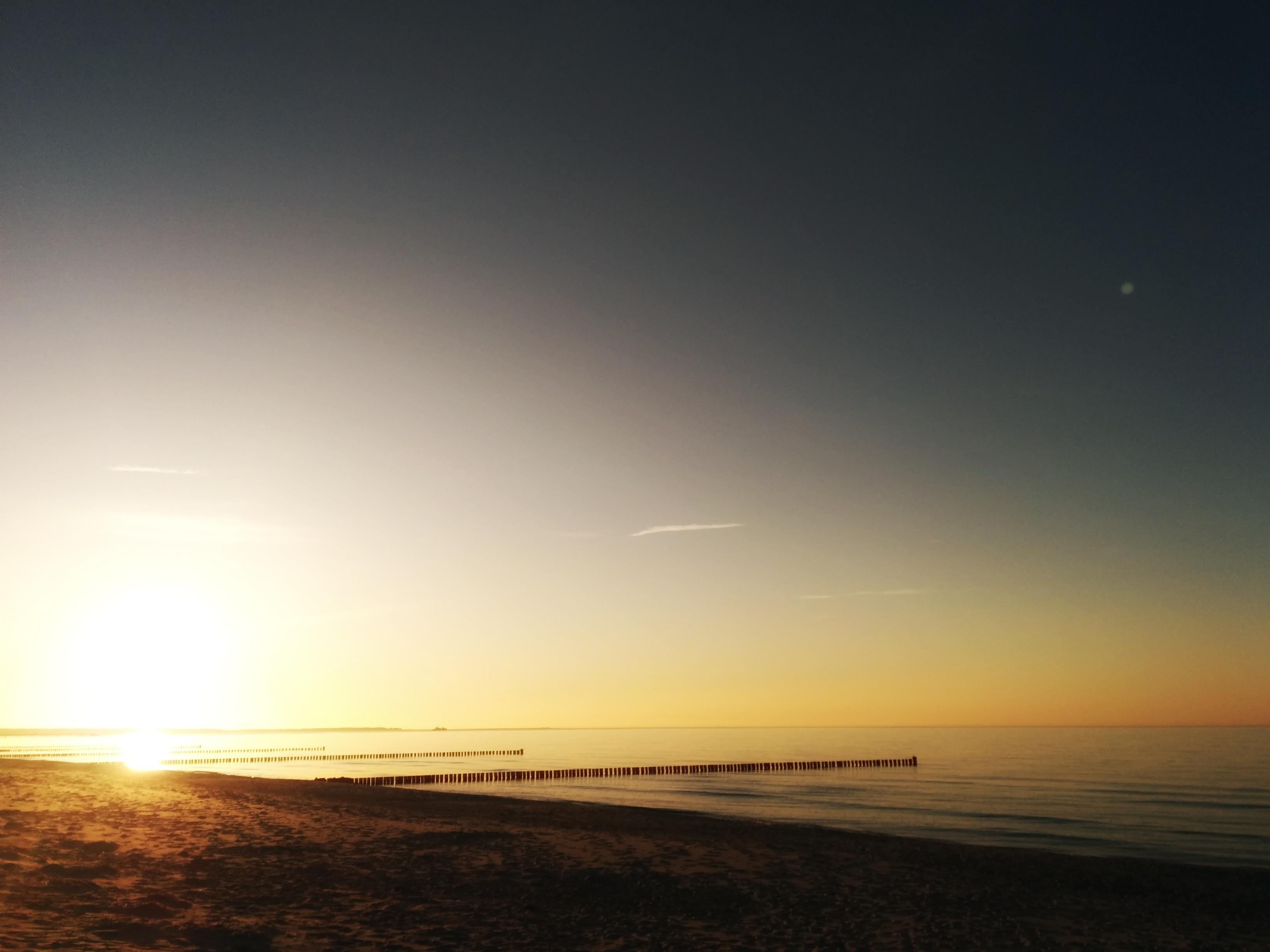 20_Sonnenuntergang-Prerow-Nordstrand